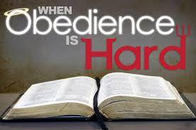 Obeying Faith