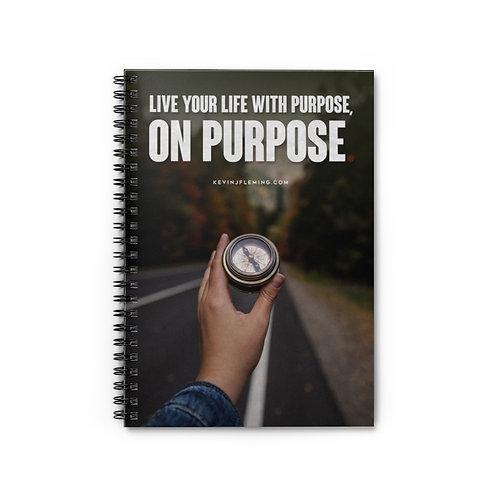 Purpose Notebook