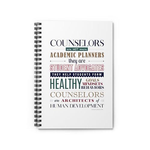 Counselors Notebook