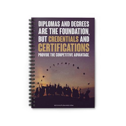 Education Advantage Notebook