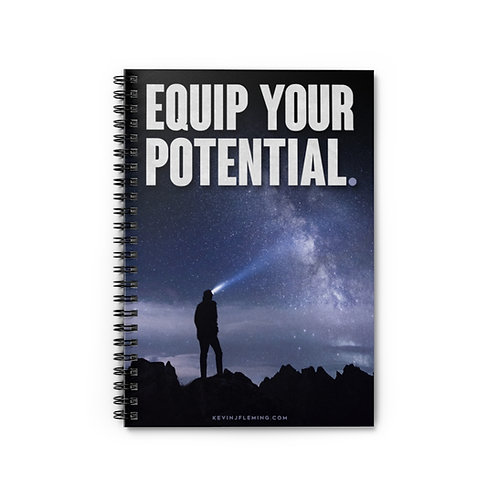 Equip Your Potential Notebook