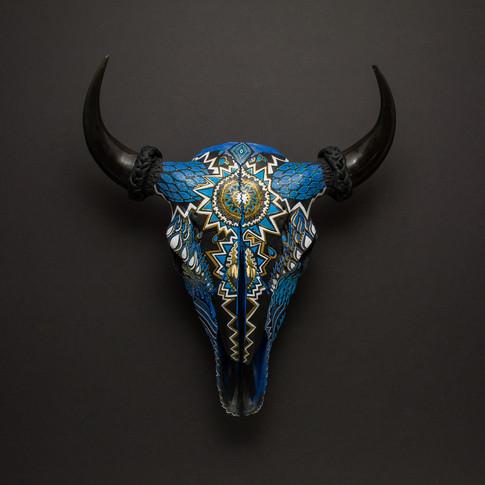 """""""Big Blue Bison"""" Farmed Bison"""