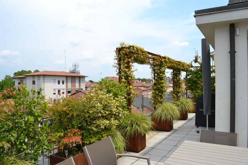 Terrazza a Vicenza