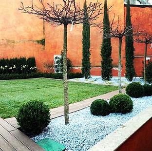 Progettazione Piccolo Giardino
