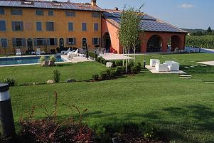 Corte del Paggio Progettazione parchi e giardini Verona
