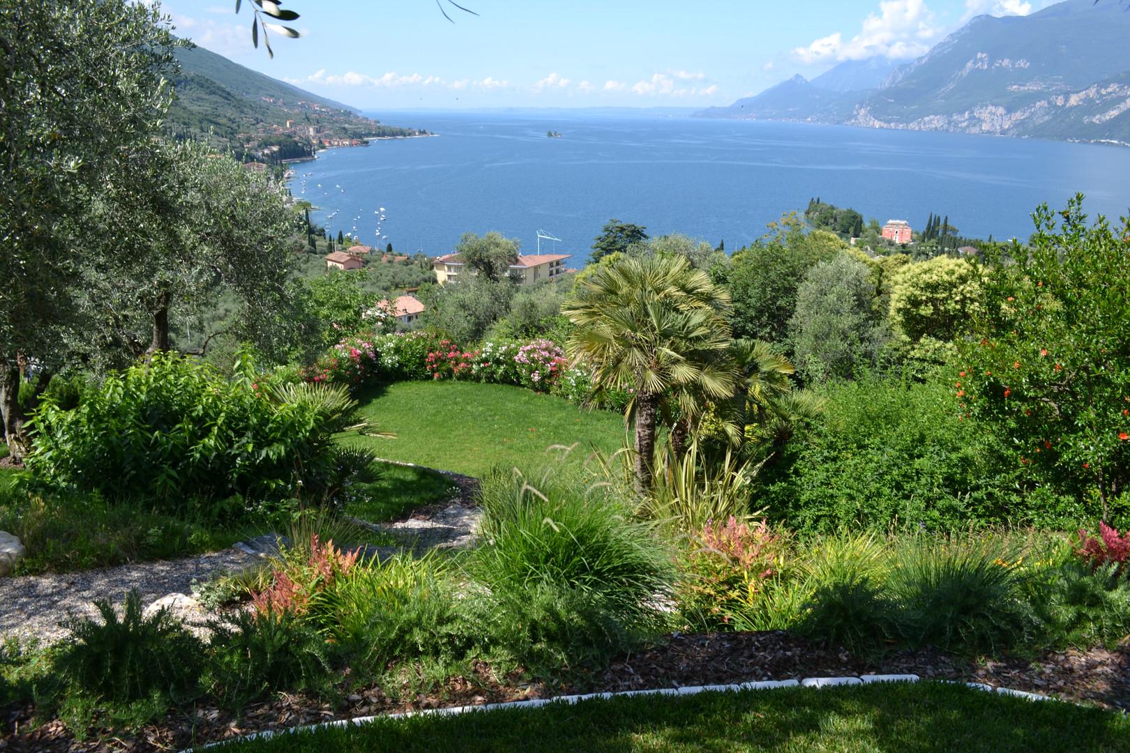 Villa privata a Malcesine, VR