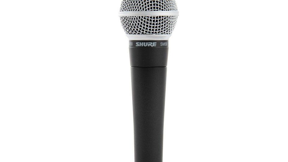 Shure SM58 Dynamic Vocal Mic