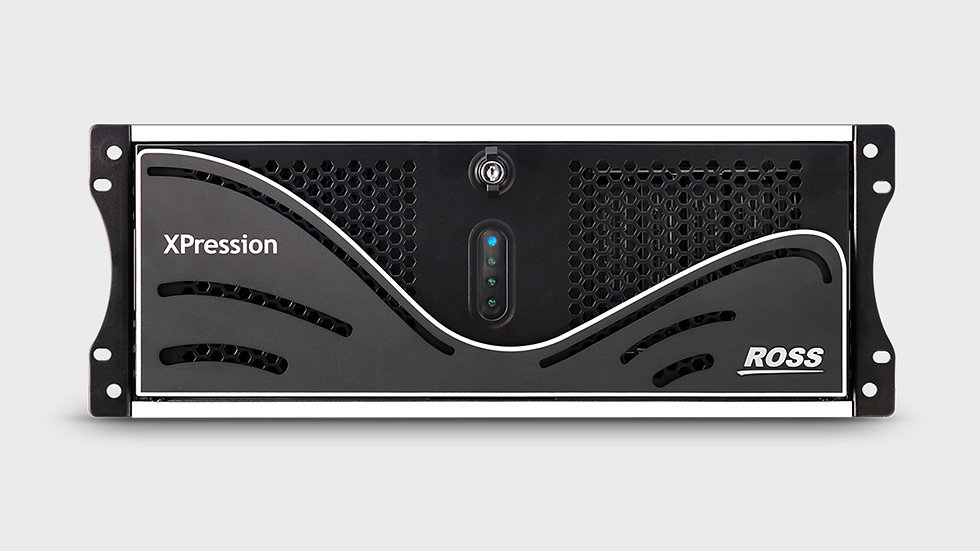 Ross XPression Broadcast Graphics System