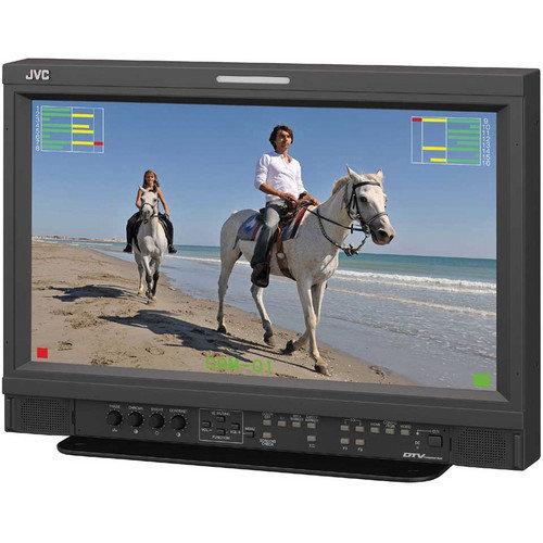 "JVC 17"" Broadcast Monitor"