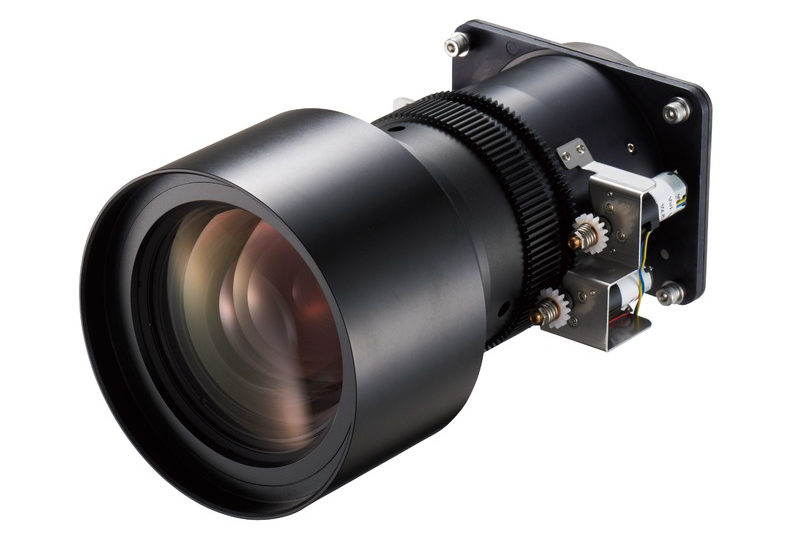 Wide Zoom 1.3-1.8:1 Lens