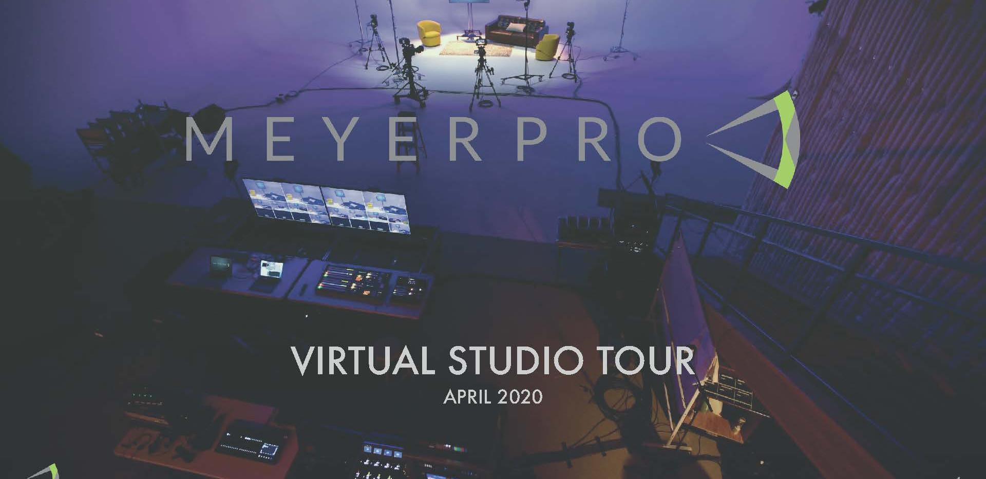 Virtual Studio Tour
