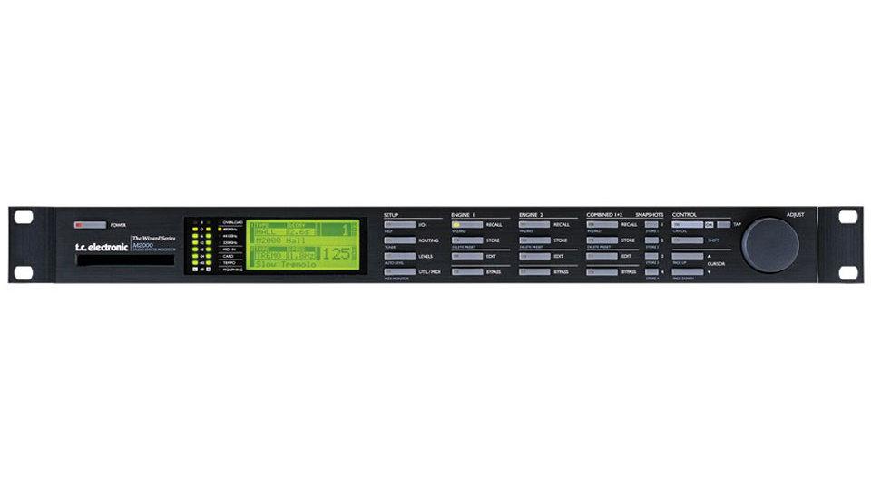 TC Electronic M2000 Studio Effects Processor