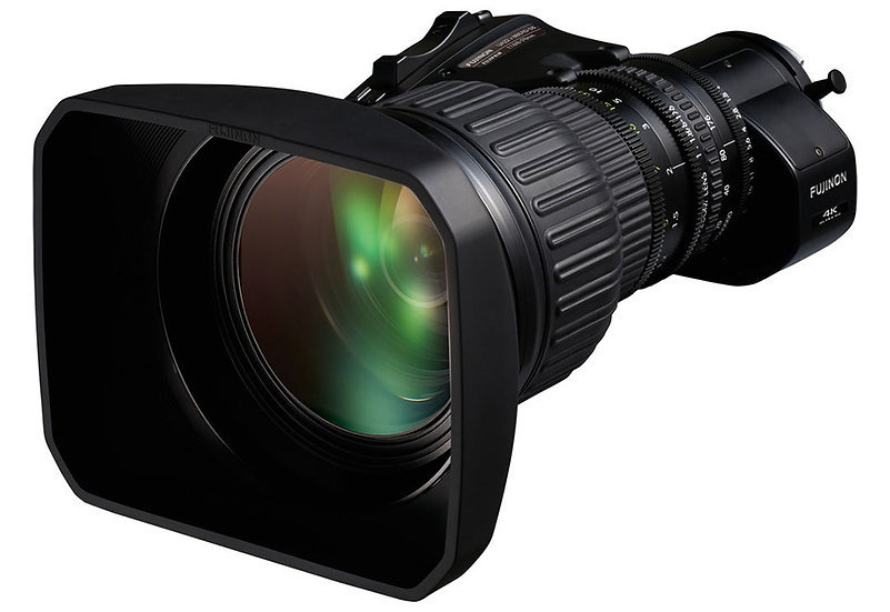 "Fujinon 22x 2/3"" 4K ENG Lens"