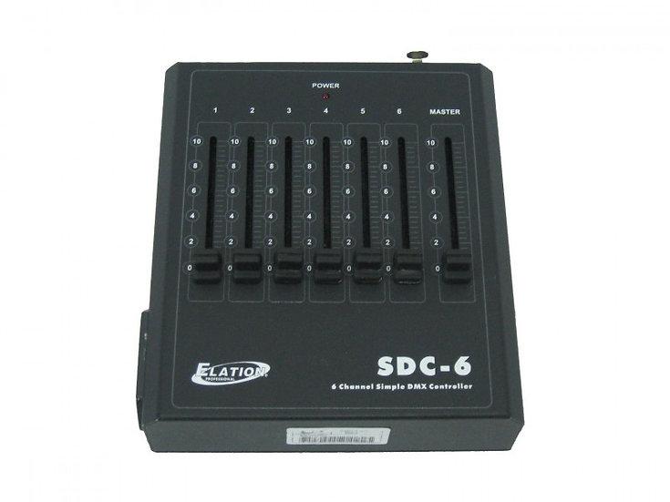 Elation 6 Channel Simple DMX Controller