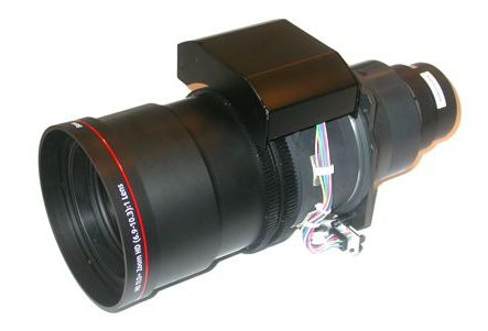 Barco TLD+ 6.9-10.4:1 Lens