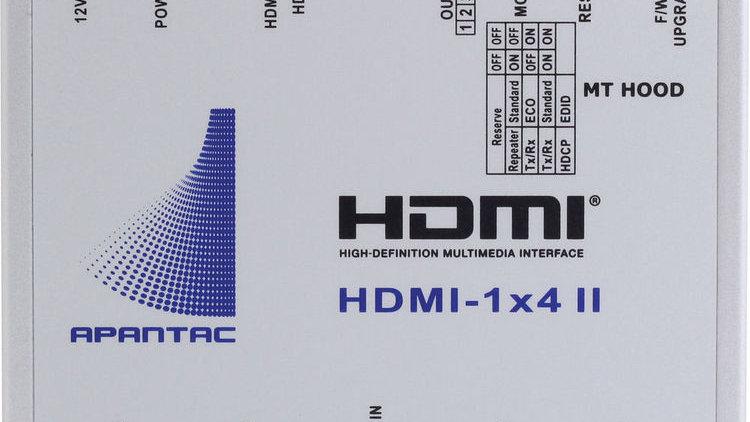 Apantac HDMI 1 x 4 DA