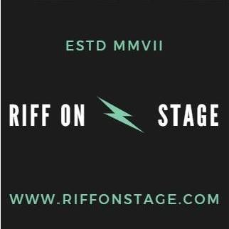 riff on stage