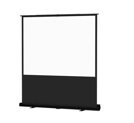 "Da Lite 100"" Deluxe Insta-Theater Floor Rising Screen"