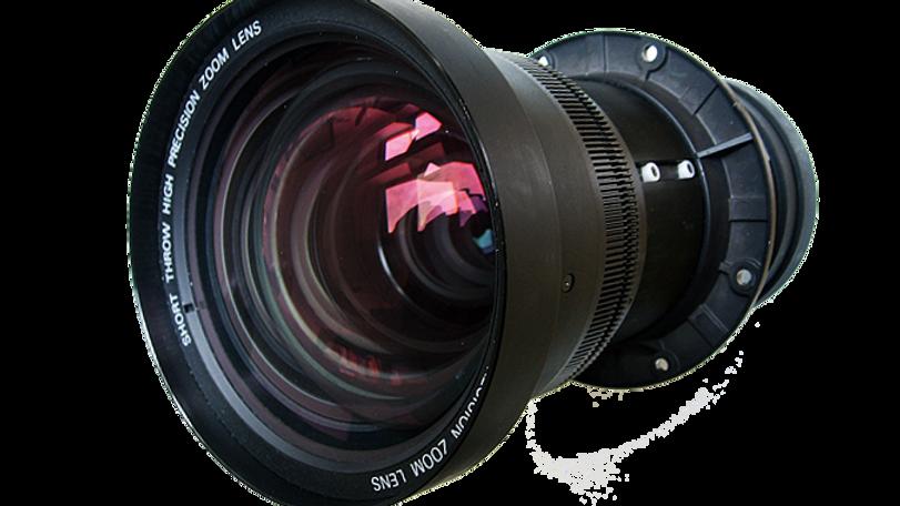 Wide Angle Zoom 1.35-1.8:1 Lens