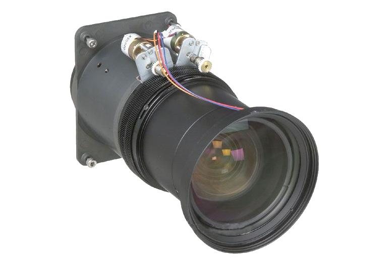 Wide Zoom 1.25-1.8:1 Lens