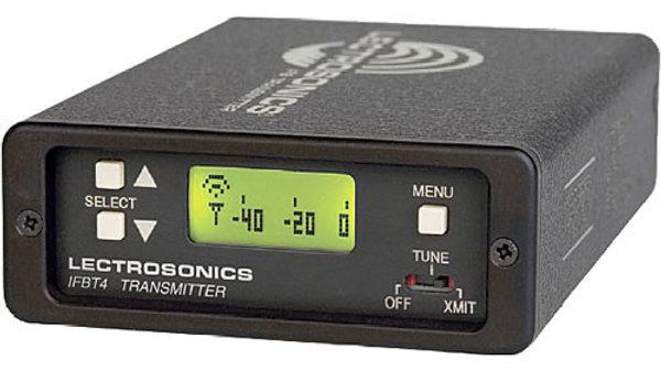 Lectrosonics IFBT4 Frequency-Agile IFB Transmitter