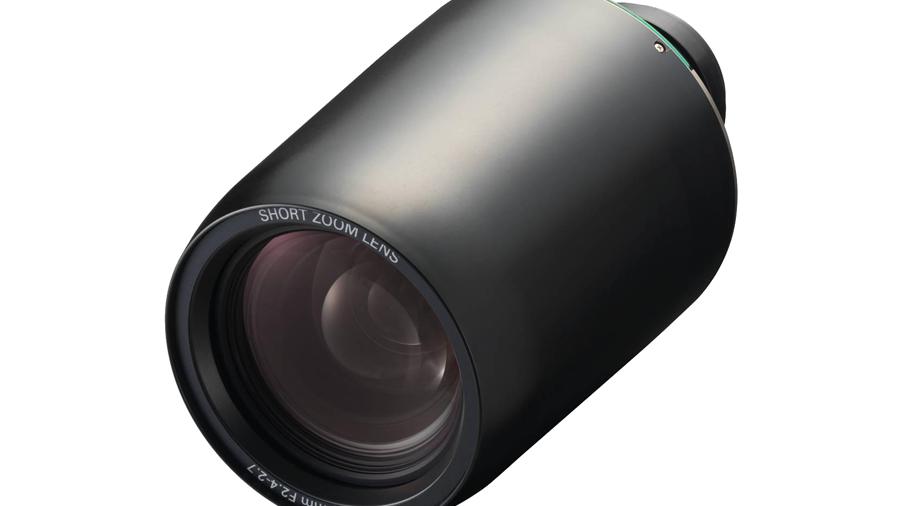 Wide Zoom Lens 1.2-1.8:1