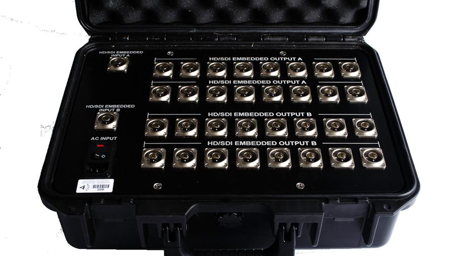 Press Mult HDSDI 2x16