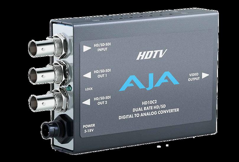 AJA SD/HDSDI to Component Converter