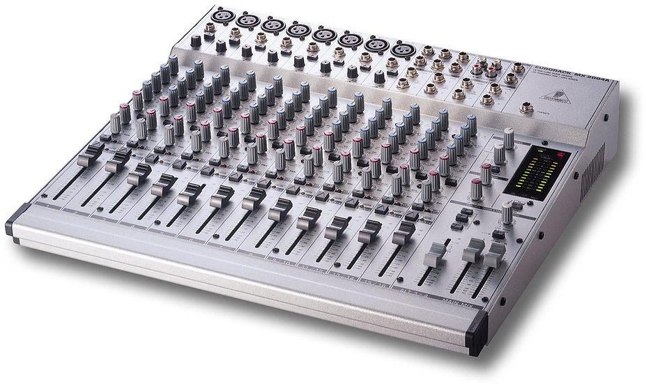 Behringer Eurorack MX2004A 16-Channel Mixer