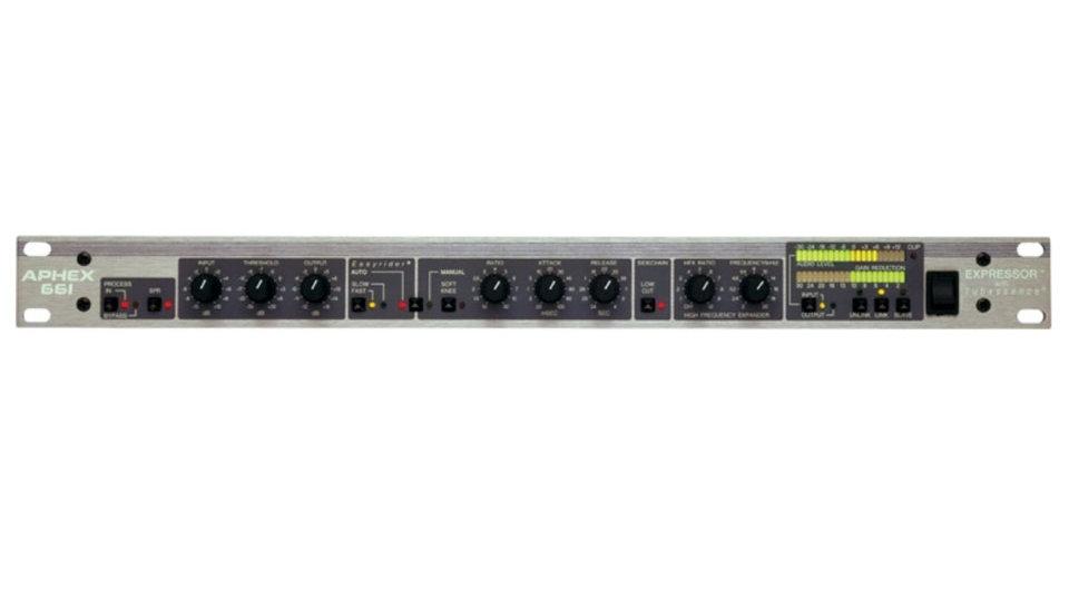 Aphex 661 Expressor Compressor/Limiter