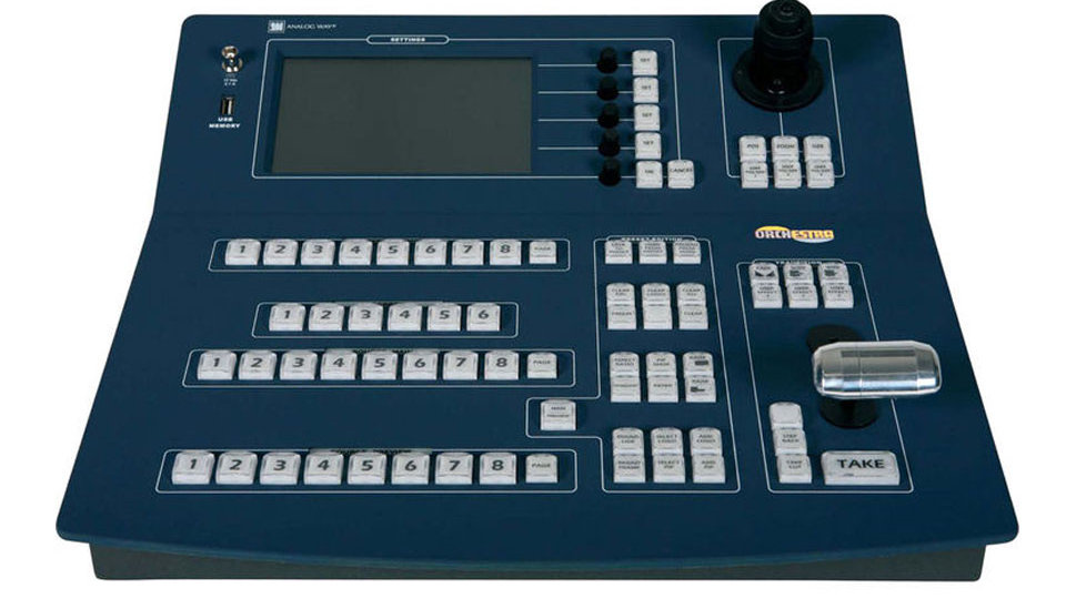 Analog Way Orchestra Event Controller