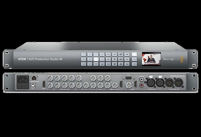 Blackmagic 1 M/E 4K Switcher