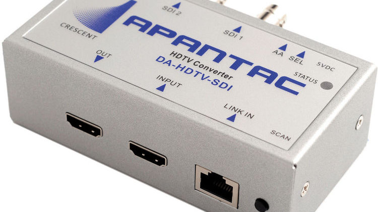 Apantac HDMI to SDI Converter