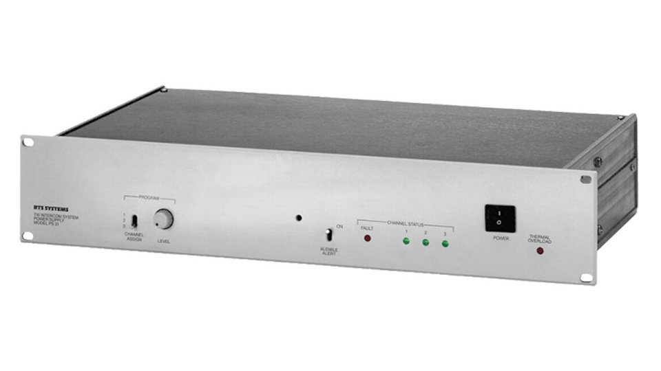 Telex RTS PS-31 Intercom Power Supply