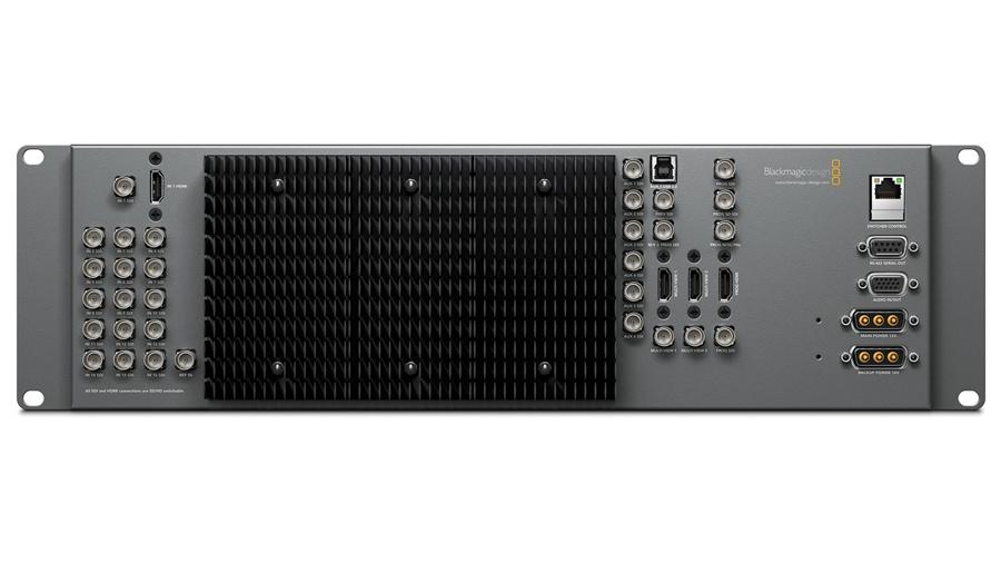 Blackmagic 2 M/E Switcher