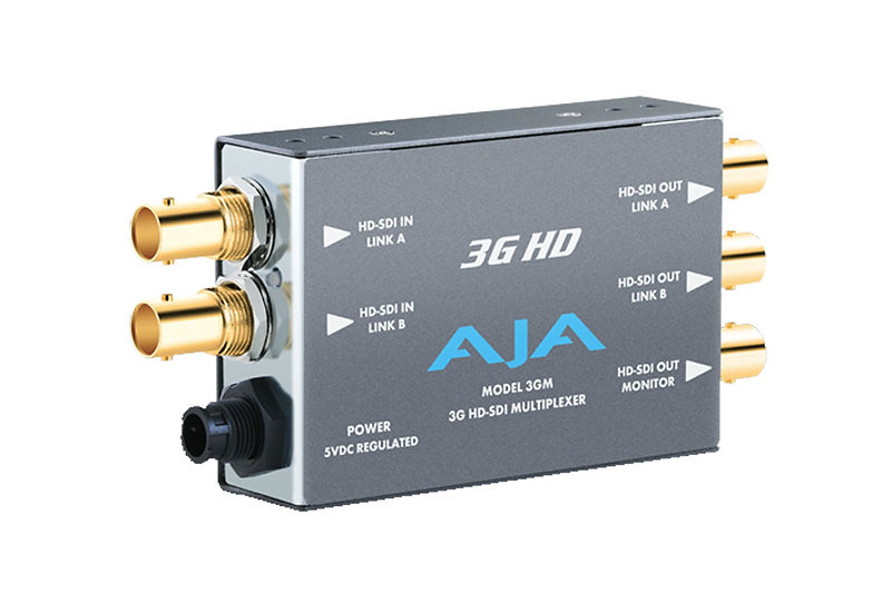 AJA 3GM HD Level A to Level B Converter