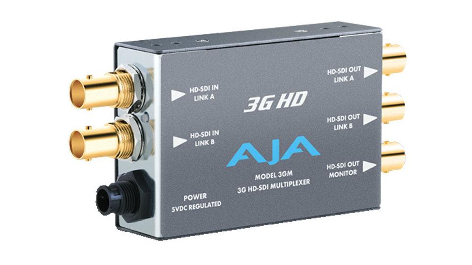 AJA 3GM HD Level A to Level B Converter