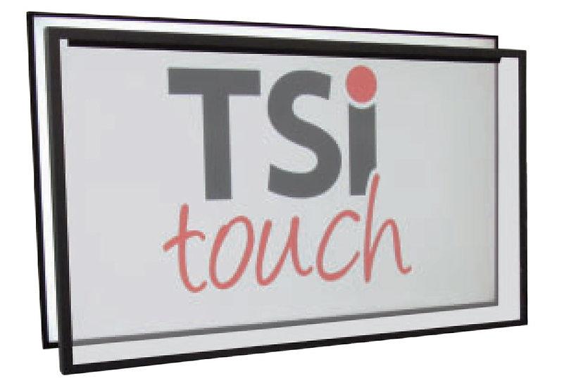 """TSI 55"""" Touchscreen Overlay"""