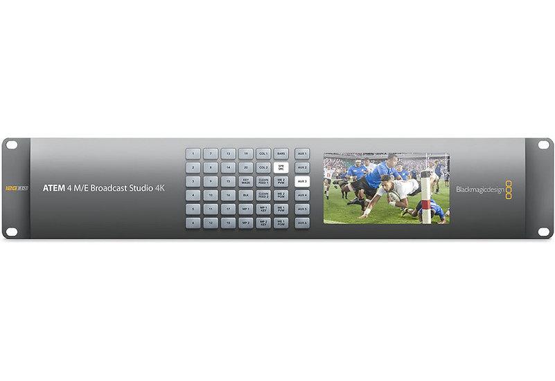 Blackmagic 4 M/E 4K Switcher