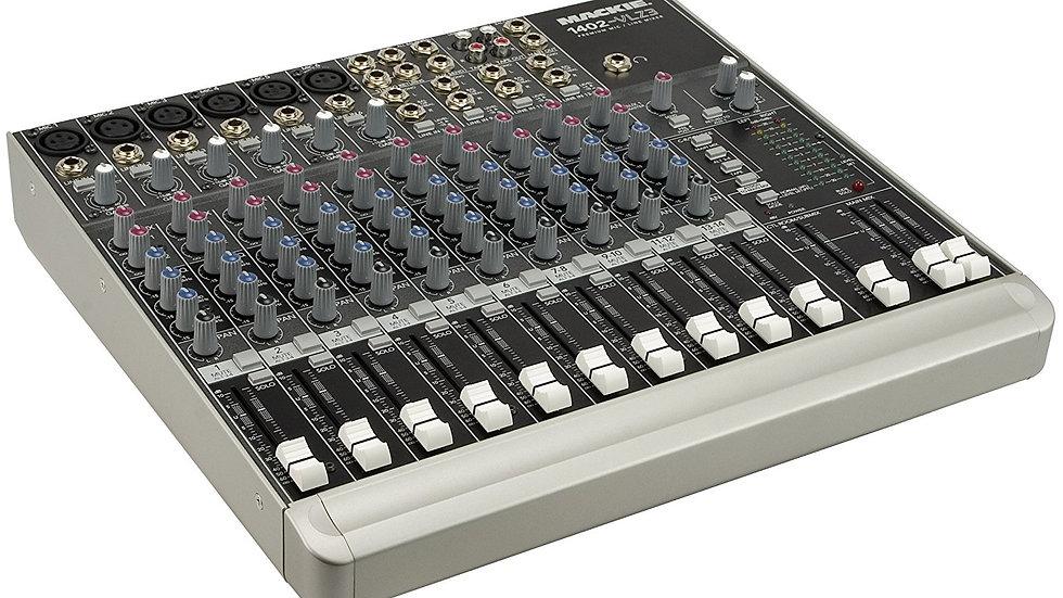 Mackie 1402-VLZ3 14-Channel Mixer