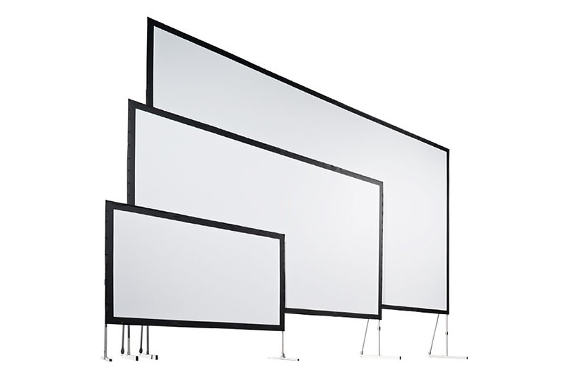 "AV Stumpfl 7'11"" x 14' Projection Screen"