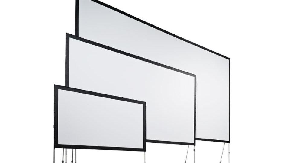 """AV Stumpfl 6'11"""" x 12'2"""" Projection Screen"""