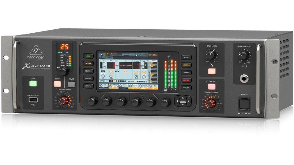 Behringer X32 RACK 40-Channel Rackmount Mixer