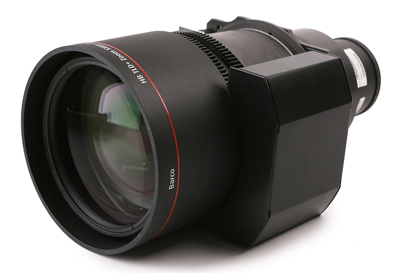 Barco TLD+ 2.6-4.1:1 Lens