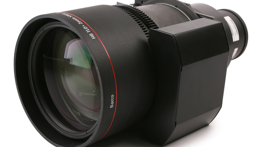 Barco TLD+ 2.6-4.1:1 Lens