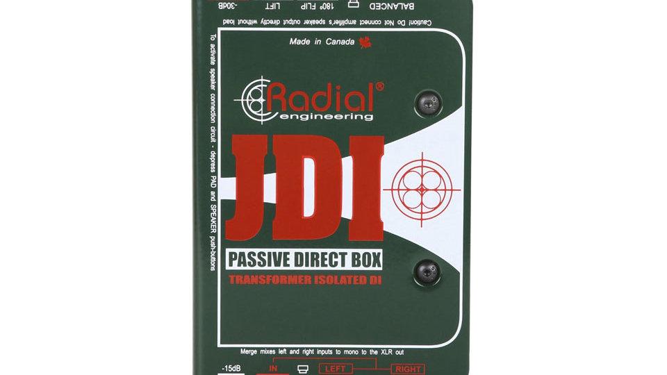 Radial Engineering Passive Direct Box