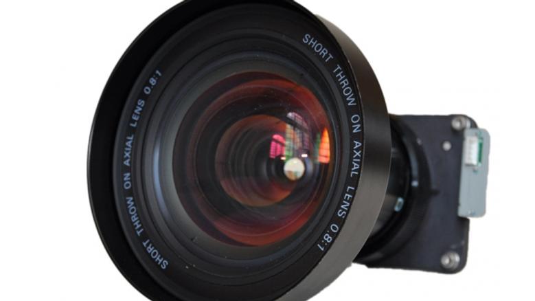 Ultra Wide Angle 0.8:1 Lens