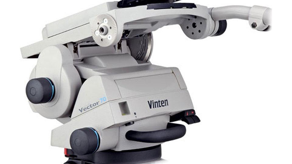 Vinten Vector 70 Large Panhead