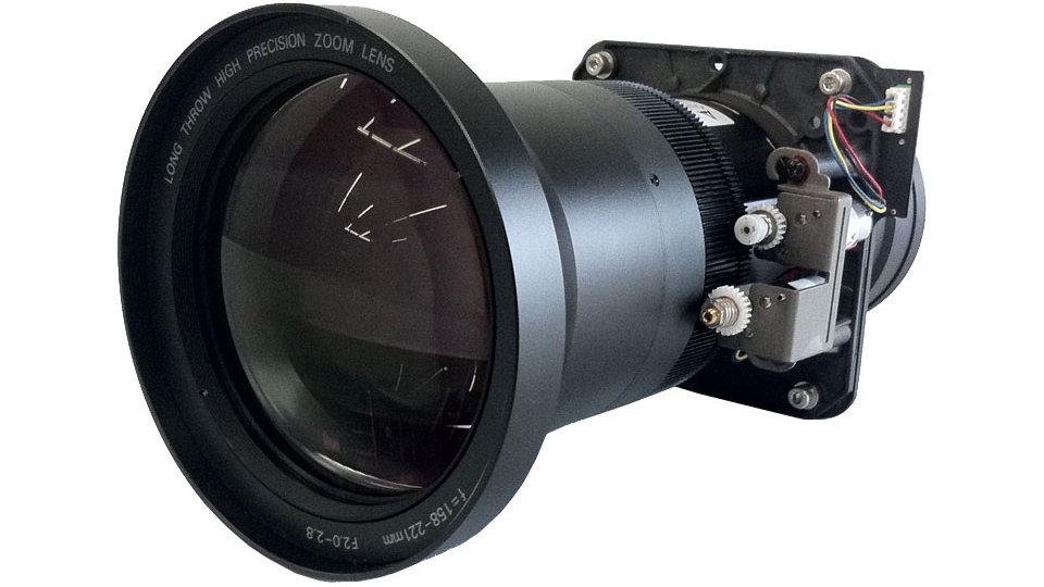 Long Zoom 4.6-6.0:1 Lens