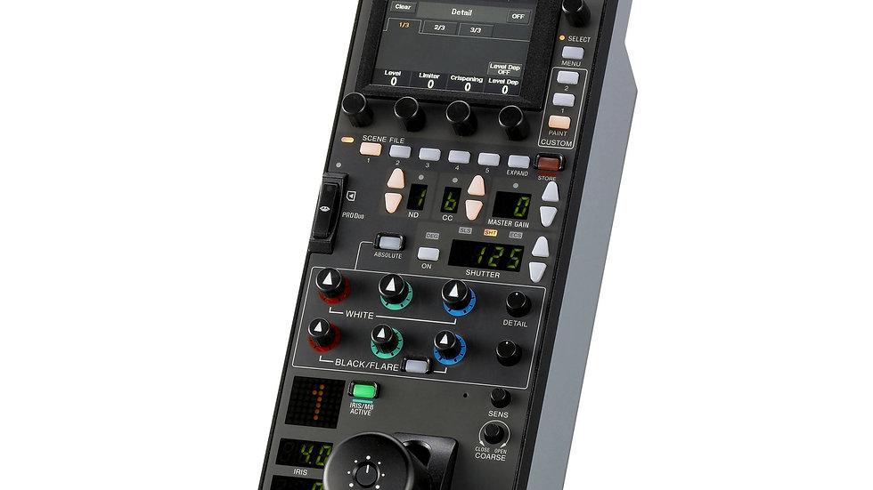 Sony Camera Remote Control Panel